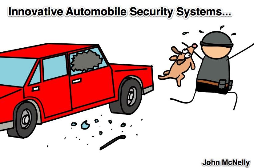 Automobile Security