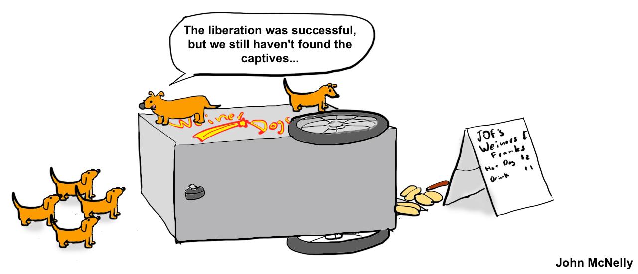 Weiner Liberation